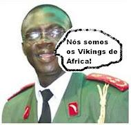Angola já participou numa guerra mundial