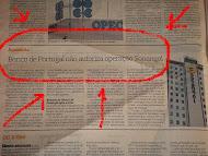 Sonangol travada em Portugal