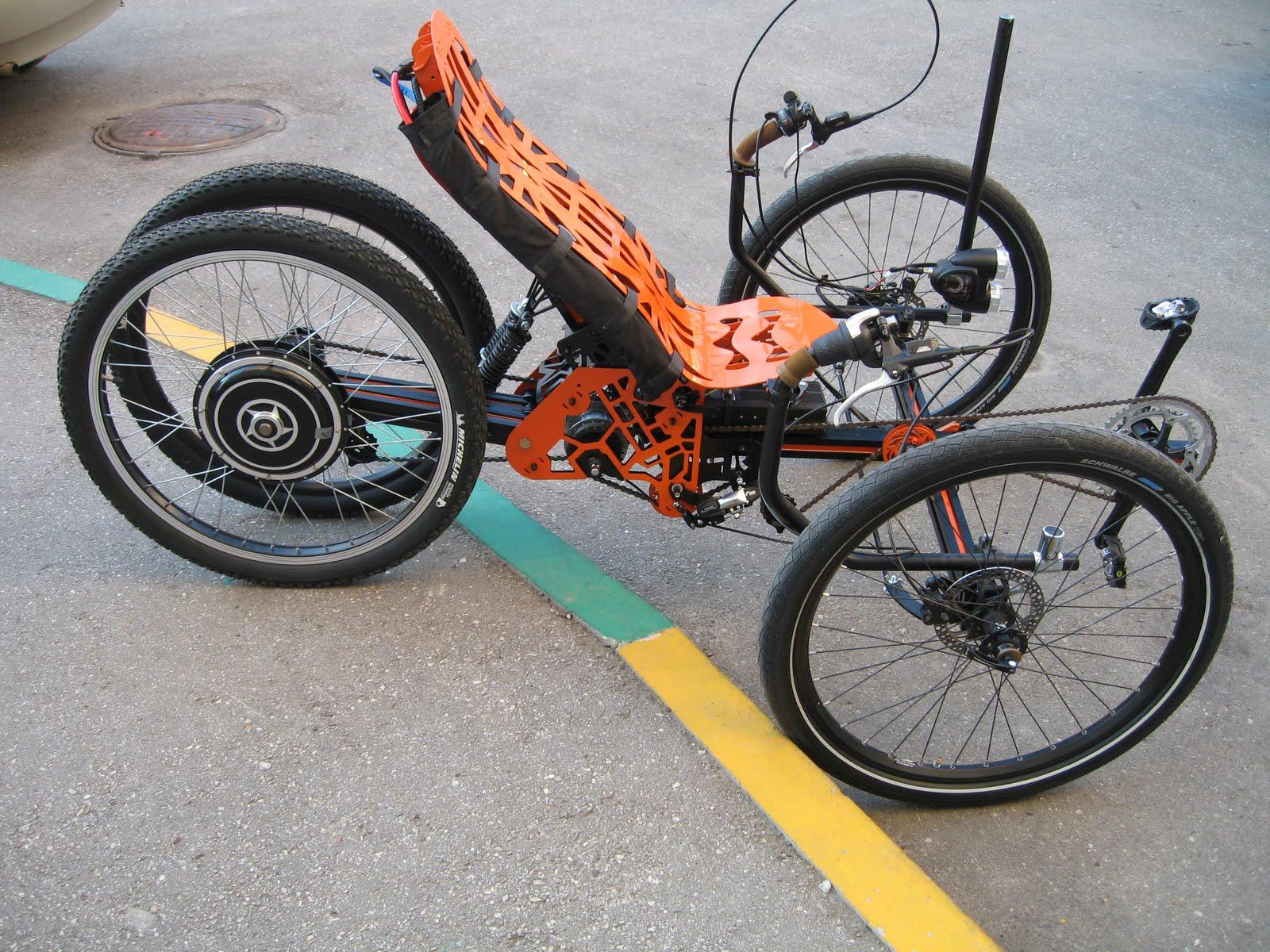 Велосипед собранный своими руками 623