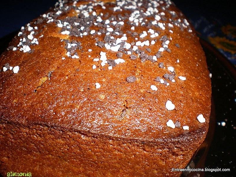 Un Delicieux Cake A La Carotte