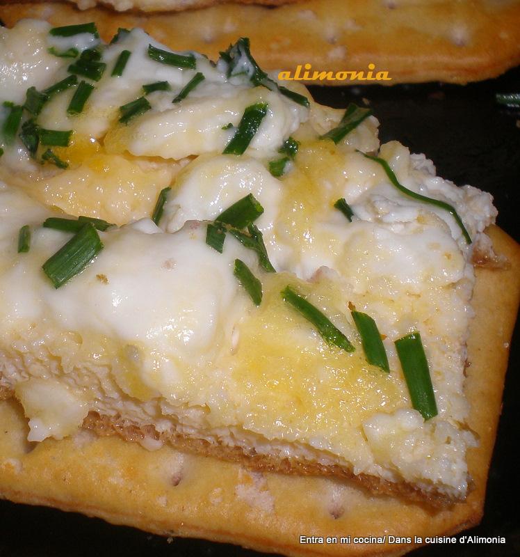 Entra en mi cocina tapas tuc de tortilla francesa Tapas francesas