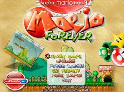 Süper Mario 3 Oyunu