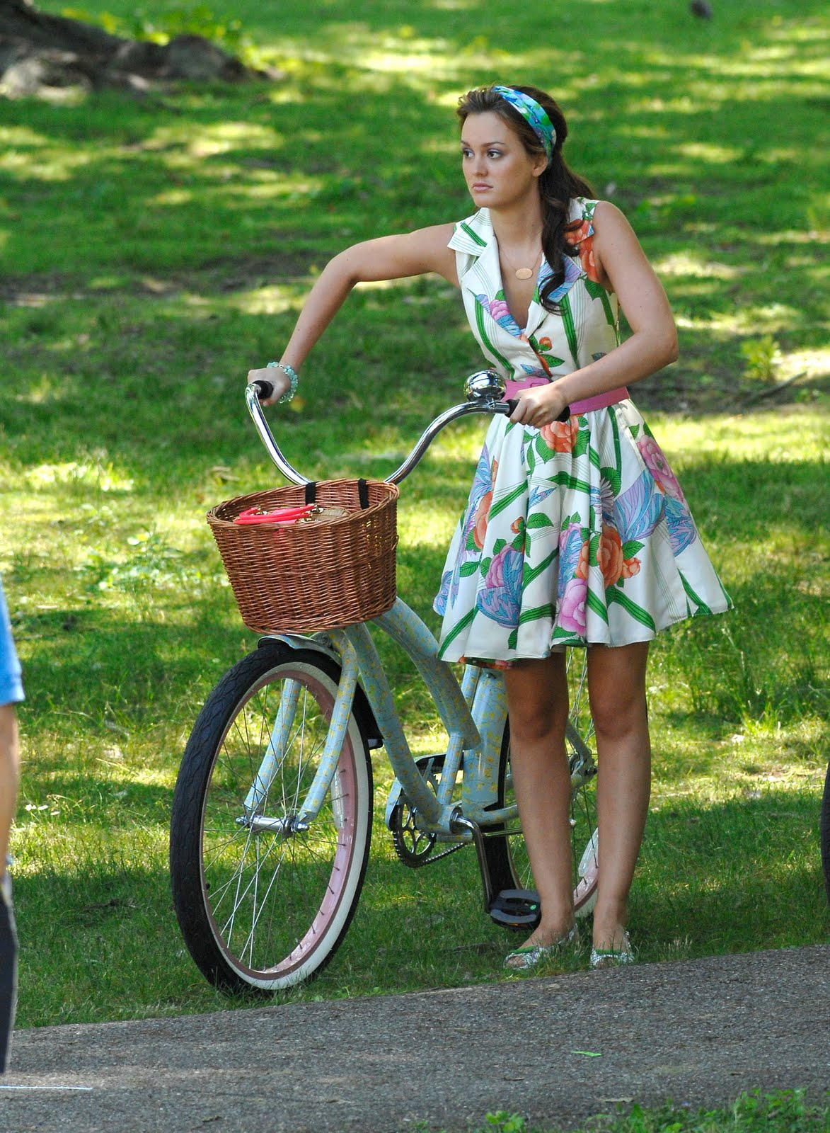 Leighton Meester Fashion and Style