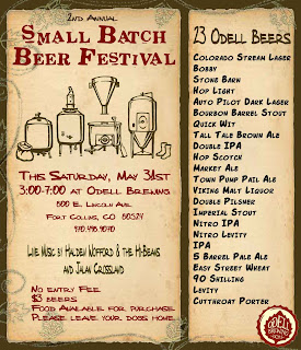 Odell Small Batch Beer Fest