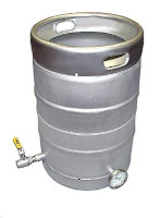 Brew Magic / Sabco converted kegs