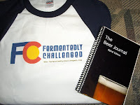 Fermentedly Challenged loves The Beer Journal