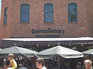 Coopersmiths exterior