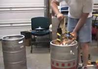 Convert a keg
