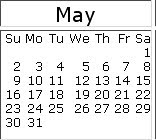 May 2010 events
