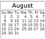 August 2010 events