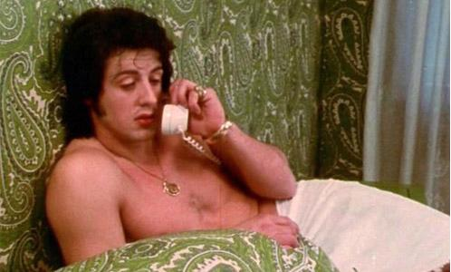 Sylvester Stallone in 'The Party at Kitty and Stud's'