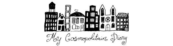 My Cosmopolitan Diary