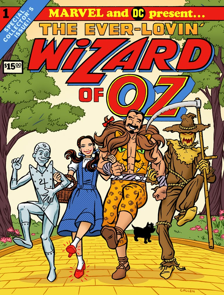 Wizard Of Oz Parody Pics