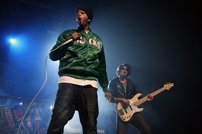 gch2 Gym Class Heroes at the Congress Theater 10/24