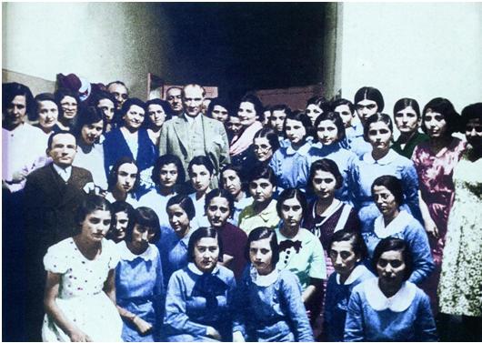 Şapka ve kıyafet devrimi 25 kasım 1925