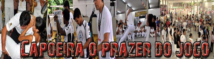 Capoeira o Prazer do Jogo