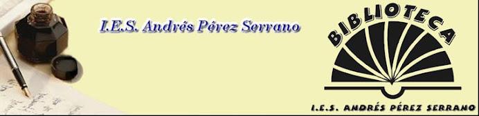 Club de Lectores del IES Andrés Pérez Serrano