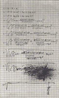 matematik denklemi