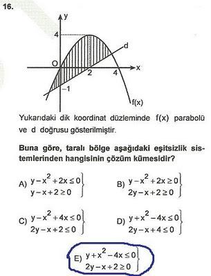 2010 lys matematik 16. soru
