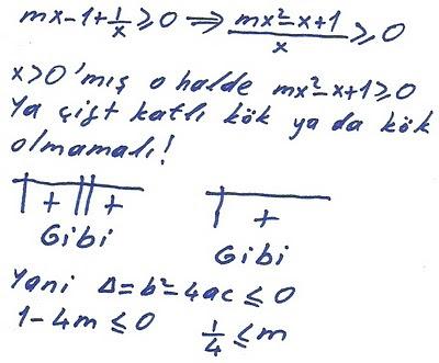 2010 lys matematik 14. sorunun çözümü