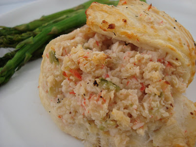 What's Cookin, Chicago?: Crabmeat Stuffed Sole