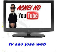 TV SÃO JOSÉ WEB  NO YOUTUBE