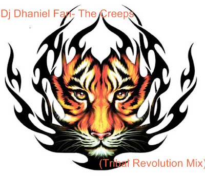 Temporary Tattoos Body Tattoos Tribal Tiger Tattoo Dj Dhaniel Fan- The