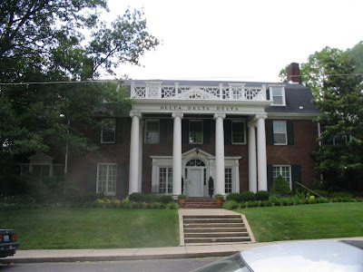 Tri Delta Houses Missouri
