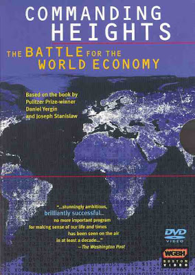 commanding heights the battle of ideas Documentary description commanding heights: the battle for the world economy the history and impact of the new global economy are made clear--and compelling--in commanding heights: the battle for the world economy.