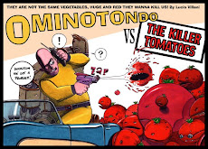 Ominotondo Vs The Killer Tomatoes!