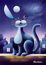 """""""Gato em cima do muro - II"""""""