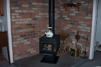 The lil woodstove that CAN!