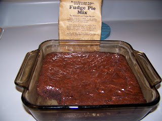 Fudge Brownies-mmmmmm