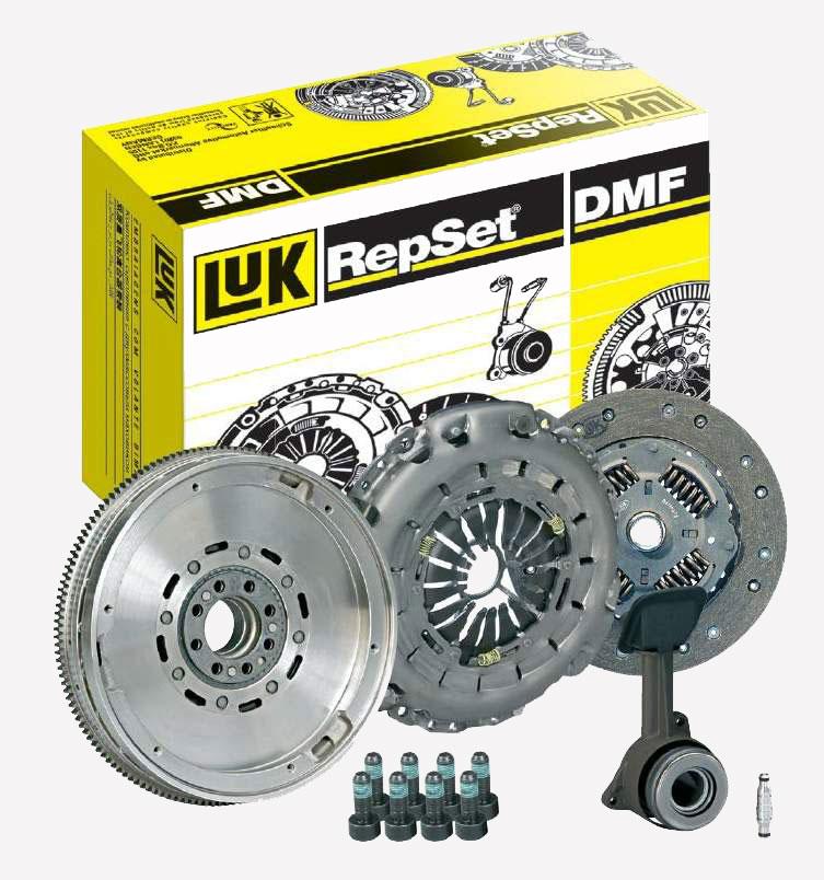 El Repset DMF® proporciona a los talleres, en un único embalaje