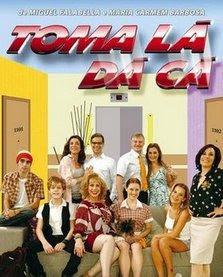 Tomá Lá Dá Cá 1ª Temporada Completa 2007 TVRip
