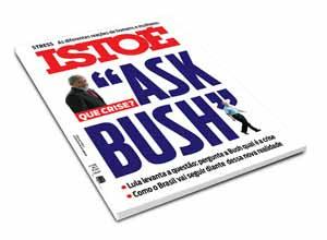Revista Isto é - 24 Setembro 2008