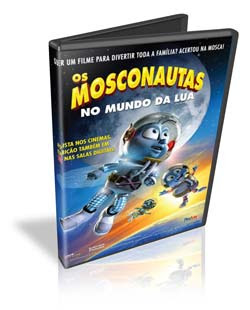 Os Mosconautas no Mundo da Lua