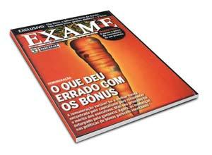 Revista Exame - 25 de Março 2009