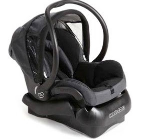 RECALL: 22,850 Maxi-Cosi Mico Infant Child Restraint System Bases