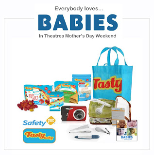 GIVEAWAY: BABIES Gift Package {incl KODAK Digital Camera}