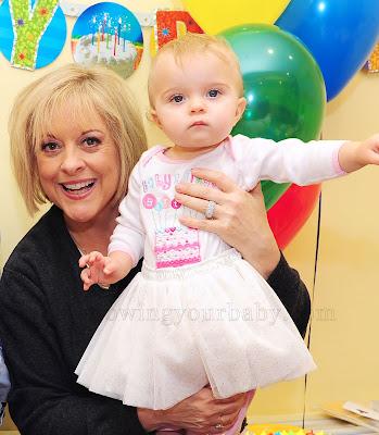 Nancy Grace's Twins Celebrate 1st Birthday!