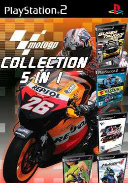 IN 1: MotoGP Collection NTSC [RS]