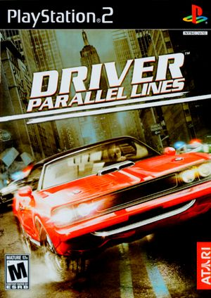 driver parallel lines isn t nearly as messed up as the last driver