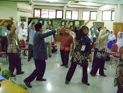 KURSUS DI AL-AZHAR KELAPA GADING JAKARTA TIMUR, APRIL 2010