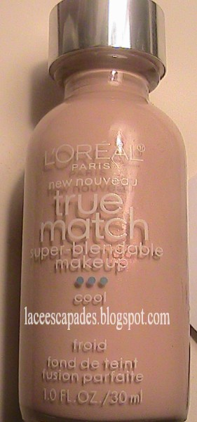 l oreal foundation makeup. I#39;m reviewing the L#39;Oreal True