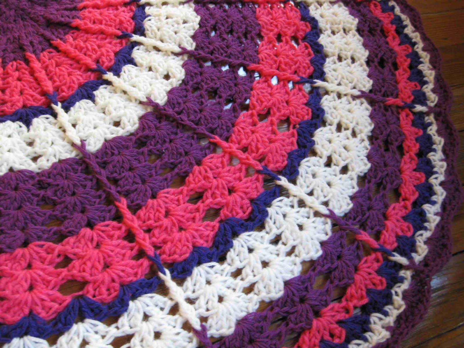 June 2012 Crochet Club