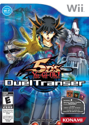 51Z5N3xoGwL Download YuGiOh 5Ds Duel Transer   WII (NTSC U)