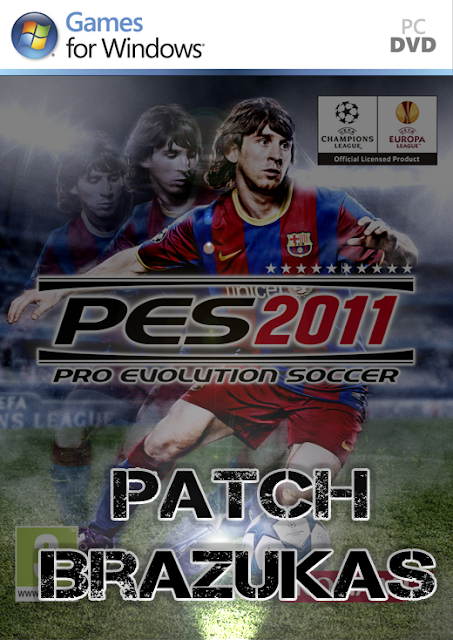 pes2011 Download PES 2011 Patch Brazukas 2014   PC Full + Crack