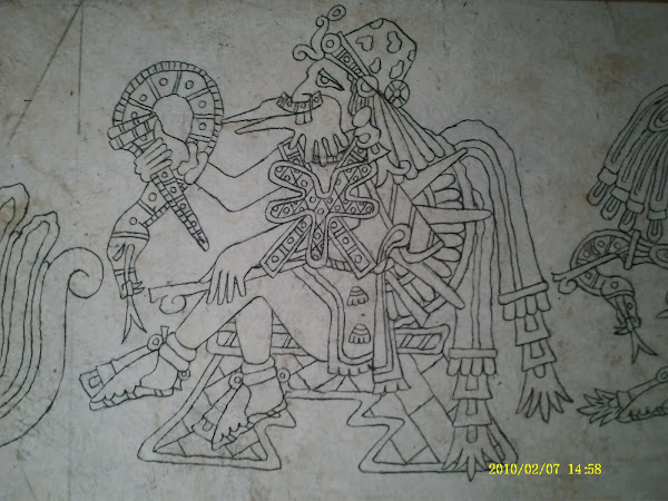 Quetzalcoatl-Ehecatl
