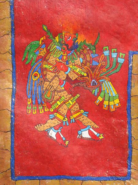 Tecatlipoca rojo